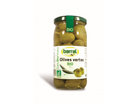 Olives Vertes BIO Barral