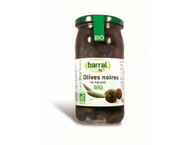 Olives Noires BIO Barral